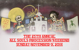 All Souls Procession 2014